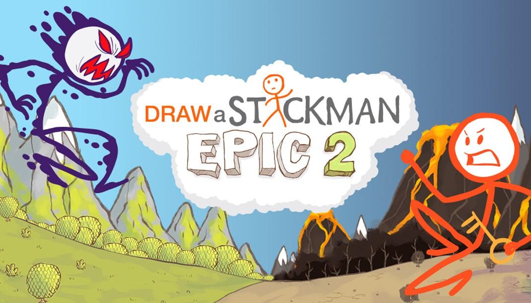 Скачать <b>Draw</b> <b>a</b> <b>Stickman</b>: <b>EPIC</b> <b>2</b> торрент бесплатно на…