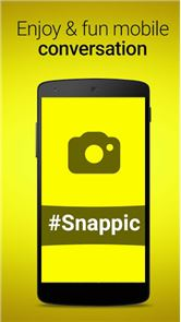 Snappic- Photo Editor image