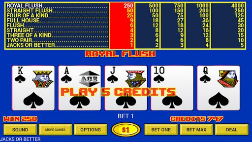 Video Poker - Original Games! image