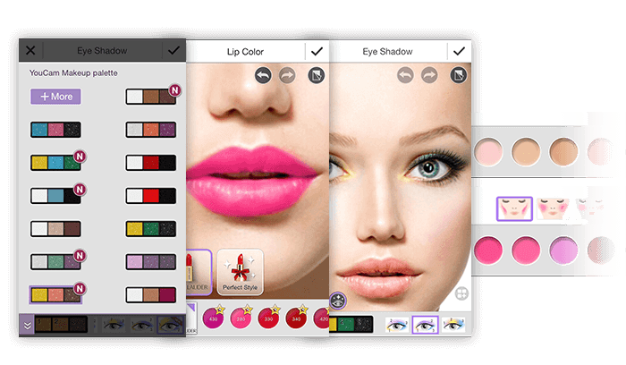 YouCam Makeup for PC Windows and MAC free download - For PC (Windows