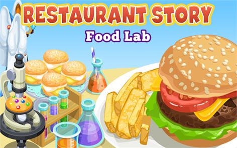 Restaurant Story: Food Lab image