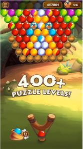 Forest Bubble Shooter Rescue image