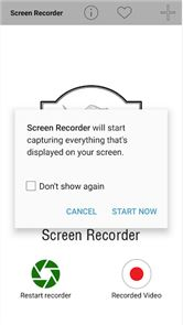 Screen Recorder For Lollipop image