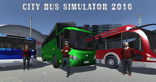 City Bus Simulator 2016 for PC Windows 10/8/7 or Mac - For PC