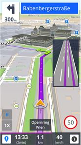 GPS Maps: Route finder & map image