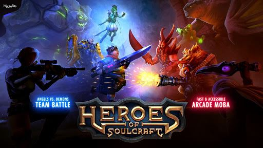 Heroes of SoulCraft - MOBA image