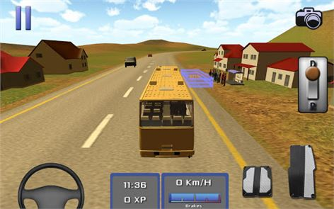 Bus Simulator 3D image