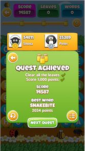 WordBuzz: The Honey Quest image
