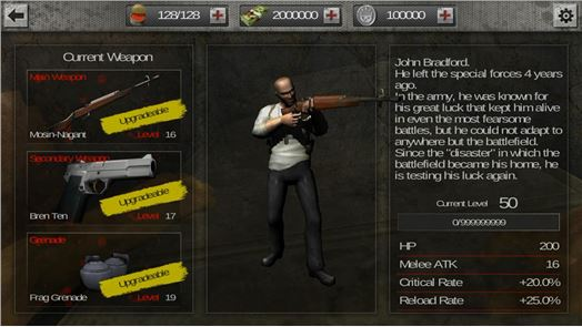 The Zombie: Gundead image