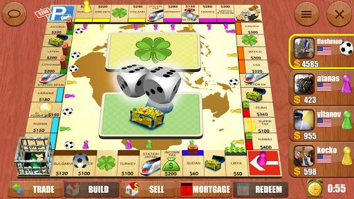 Rento - Dice Board Game Online image