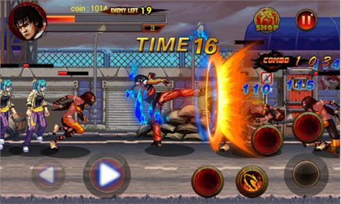 King of Kungfu-Street Combat image