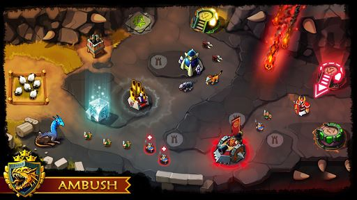 Ambush! - Tower Offense image
