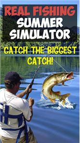 Real Fishing Summer Simulator image