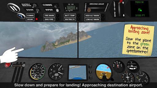 Aviones simulador de conducci n en 3d para pc 7 8 10 for Simulador interiores 3d