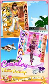 Country Theme Dressup image