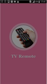 Universal TV Remote For All image