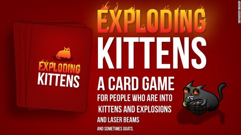 Exploding Kittens – Official for PC Windows and MAC Free Download
