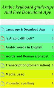 arabic keyboard for pc free download