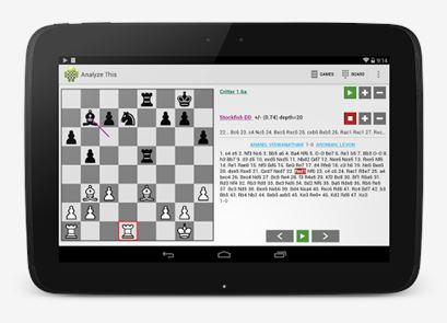 Chess - Analyze This (Free) image