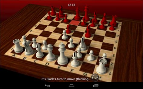 3D Chess Game image