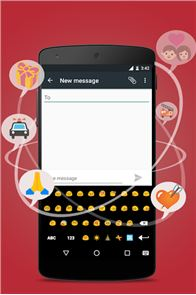 Emoji Keyboard Smart Emoticons image
