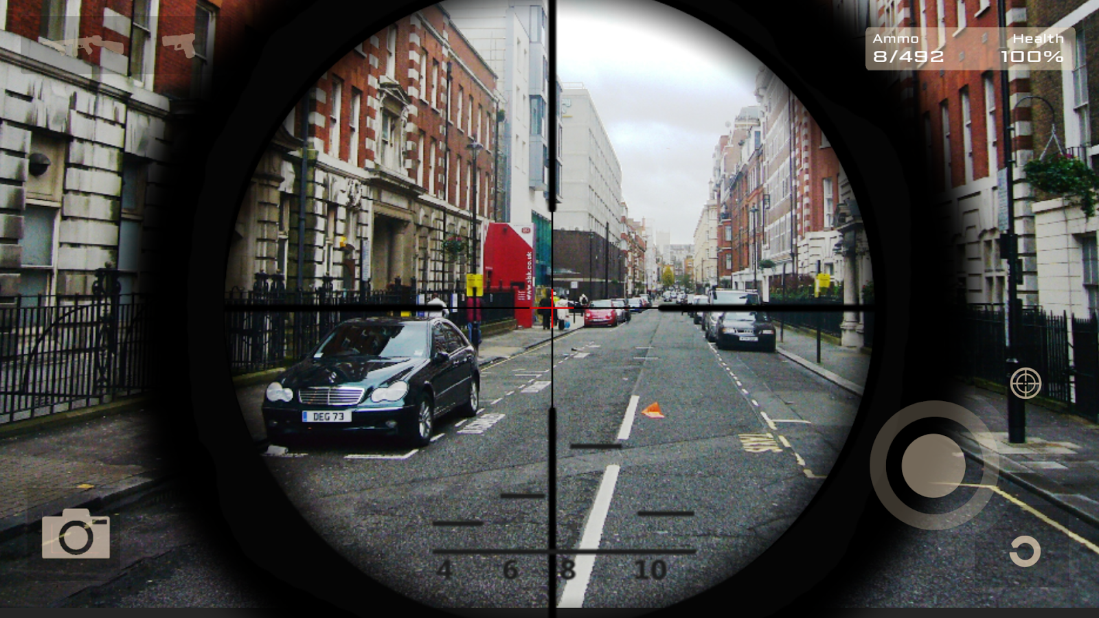 Gun Camera 3D for PC Windows and MAC Free Download