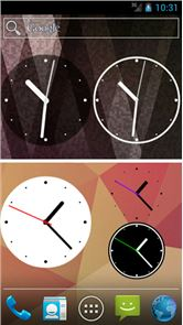 Simple Analog Clock [Widget] image