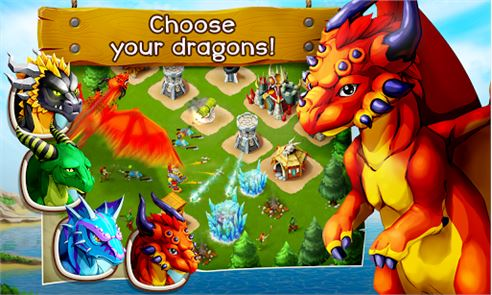 Clash of Dragons image