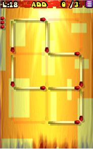 Matches Puzzle Game image