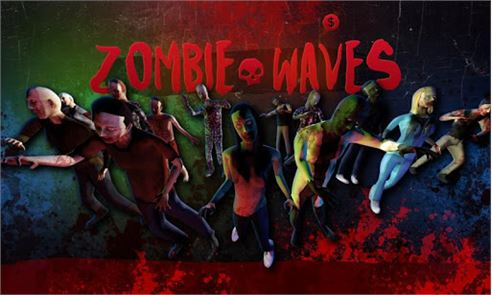 Zombie Waves 3D image