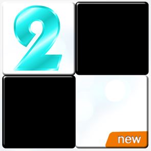 Piano tiles two image