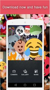 Crazy Emoji Photo Editor image