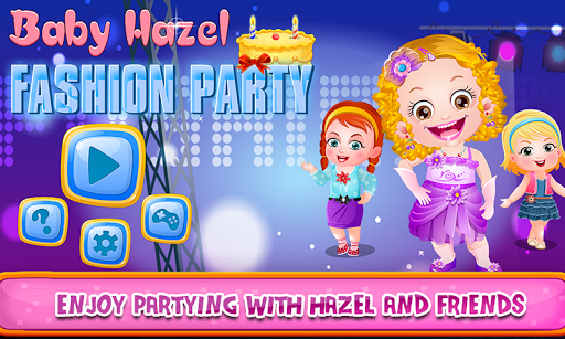 Baby Hazel Fashion Party image