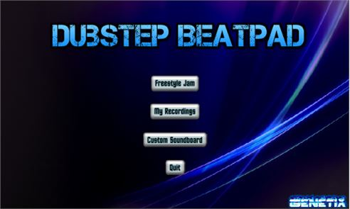 Dubstep Beatpad image