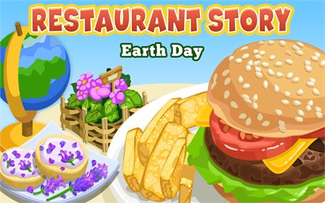 Restaurant Story: Earth Day image