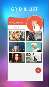 HD Equalizer Video Player image
