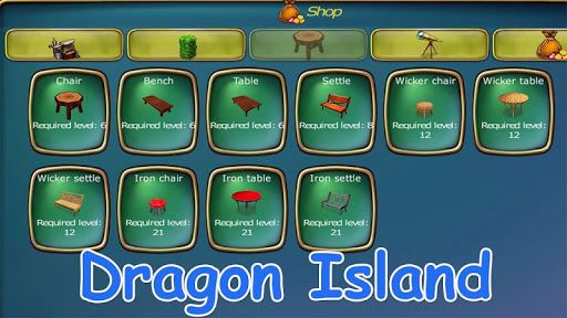 dragon island image