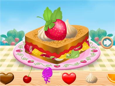 Strawberry Shortcake Food Fair image
