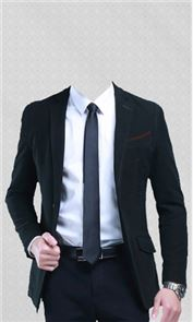 Stylish Man Photo Suit image