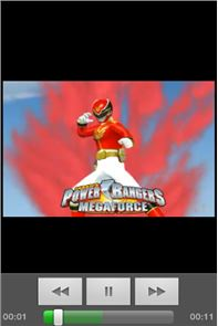 POWER RANGERS CARD SCANNER image