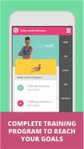 Daily Cardio Workout Lumowell