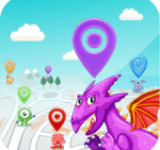 DracoMesh – Real time map for Draconius GO