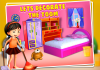 Girly room decoration game for PC Windows and MAC Free Download