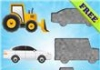 Vehicles Puzzles for Toddlers!