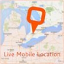 Live Mobile Location Tracker