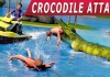 Crocodile Attack 2016 for PC Windows and MAC Free Download