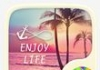 Enjoy Life GO Keyboard Theme