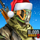Blood Rivals 2: Christmas Special Survival Shooter