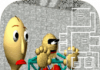 Five Nights At Baldi's Basics