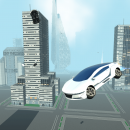 Futuristic Flying Car Driving for PC Windows and MAC Free Download
